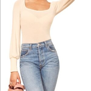 Reformation Jeans Isla Top